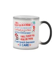 Lover Teachers Color Changing Mug thumbnail