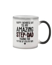 Happy Fathers Day Color Changing Mug thumbnail