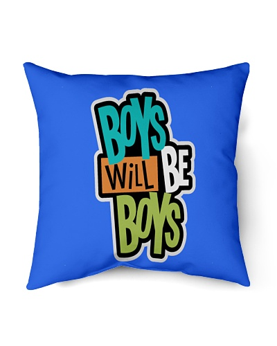Boys will be Boys tshirts