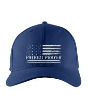 Patriot Prayer hat Embroidered Hat front