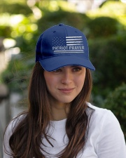 Patriot Prayer hat Embroidered Hat garment-embroidery-hat-lifestyle-07