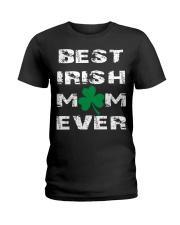 best irish mom ever Ladies T-Shirt thumbnail