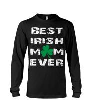 best irish mom ever Long Sleeve Tee thumbnail