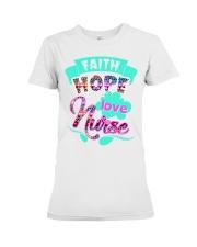 Love Nurse Shirt Premium Fit Ladies Tee thumbnail