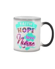 Love Nurse Shirt Color Changing Mug thumbnail