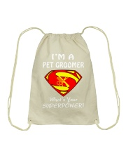 Pet Groomer Drawstring Bag thumbnail