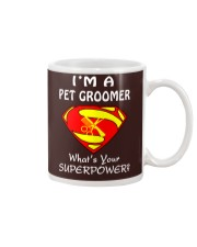 Pet Groomer Mug tile