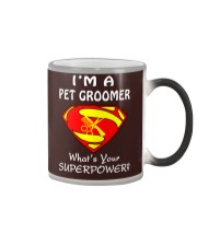 Pet Groomer Color Changing Mug thumbnail