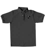 Polologo Classic Polo embroidery-polo-short-sleeve-layflat-front