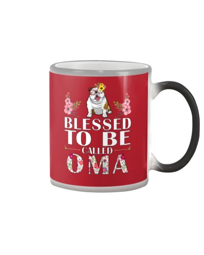 Blessed to be called oma