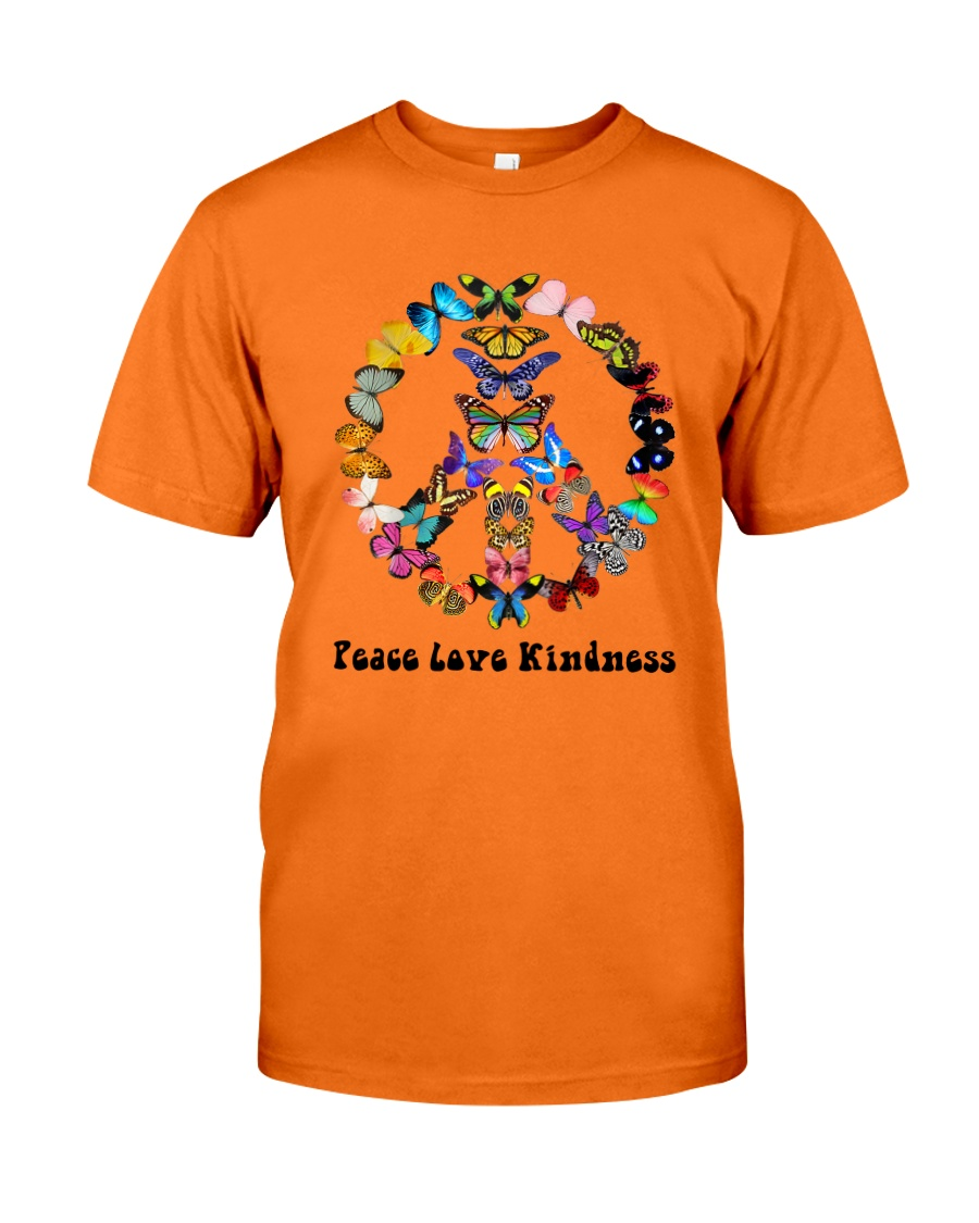Peace love kindness Classic T-Shirt