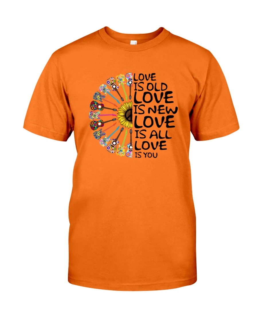Love is you Classic T-Shirt