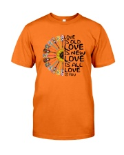 Love is you Classic T-Shirt front