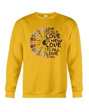 Love is you Crewneck Sweatshirt thumbnail