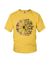 Love is you Youth T-Shirt thumbnail