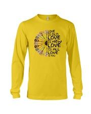 Love is you Long Sleeve Tee thumbnail