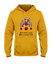 Wonderful world Hooded Sweatshirt thumbnail