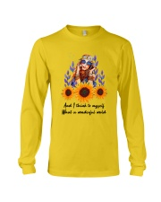 Wonderful world Long Sleeve Tee thumbnail