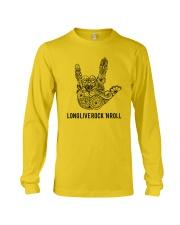 Long live rock 'n roll Long Sleeve Tee thumbnail