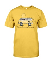 Take your love everywhere you go Classic T-Shirt front