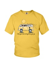 Take your love everywhere you go Youth T-Shirt thumbnail