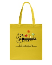Every little thing is gonna be alright Tote Bag thumbnail