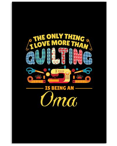Quilting oma