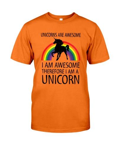 I am a unicorn