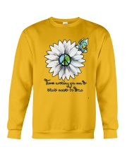 There's nothing you can do that can't be done Crewneck Sweatshirt thumbnail