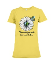 There's nothing you can do that can't be done Premium Fit Ladies Tee thumbnail