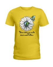There's nothing you can do that can't be done Ladies T-Shirt thumbnail