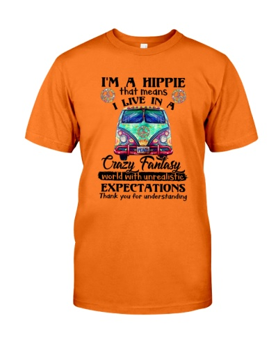 I'm a hippie
