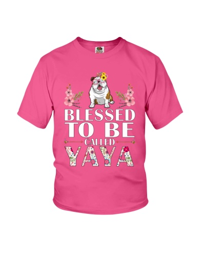 Blessed to be called yaya