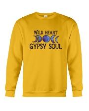 Wild heart gypsy soul Crewneck Sweatshirt thumbnail