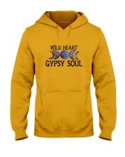 Wild heart gypsy soul Hooded Sweatshirt thumbnail