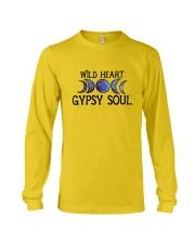 Wild heart gypsy soul Long Sleeve Tee thumbnail