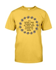 I'd rather wear flowers in my hair Classic T-Shirt tile