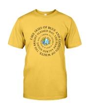 Wonderful world Classic T-Shirt thumbnail