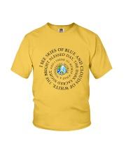 Wonderful world Youth T-Shirt thumbnail
