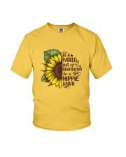 Hippie mimi Youth T-Shirt thumbnail