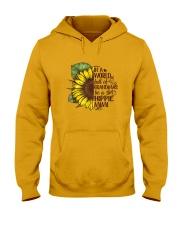 Hippie mimi Hooded Sweatshirt thumbnail