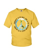Humanity is my race Youth T-Shirt thumbnail