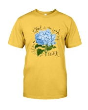 The word of the lord is right Classic T-Shirt front