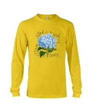 The word of the lord is right Long Sleeve Tee thumbnail