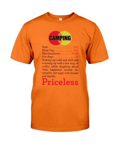 Camping priceless