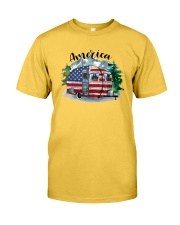 America Classic T-Shirt front