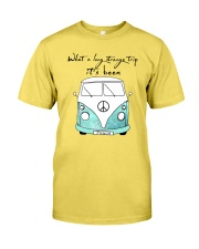 What a long strang trip it's been Premium Fit Mens Tee thumbnail