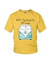 What a long strang trip it's been Youth T-Shirt thumbnail