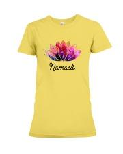 Namaste Premium Fit Ladies Tee thumbnail