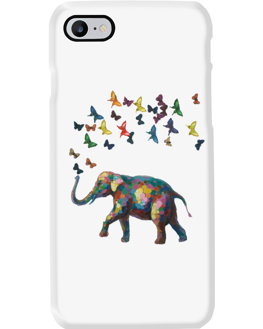 Butterfly Elephant Phone Case